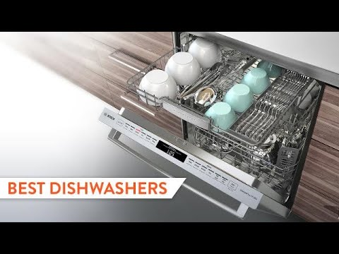 These are the best dishwashers of 2017