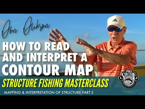 How To Read And Interpret A Contour Map