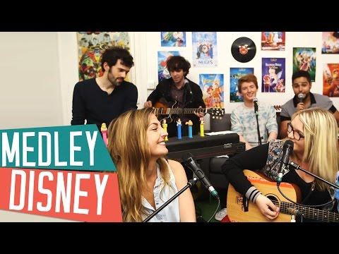 MEDLEY DISNEY - La Reine des Neiges, Blanche Neige, Le Roi Lion (Musique des films Walt Disney)