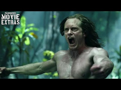The Legend of Tarzan Clip Compilation (2016)