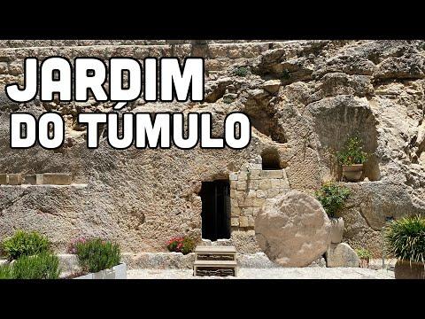 JARDIM DO TUMULO Em Jerusalem! Caminhando O Via Dolorosa E O Local Do Sepulcro De Jesus (eng Sub)