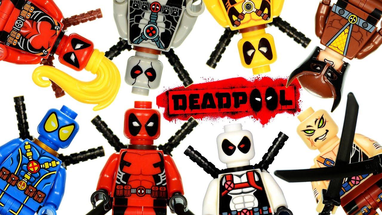 Deadpool Lego Released | Deadpool Bugle |Lego Marvel Superheroes Deadpool Set