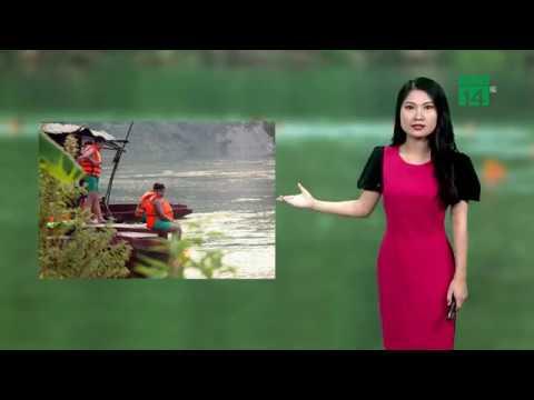 Thời tiết 12h ngày 19/05/2019: Người dân Nghệ An trốn nắng   VTC14