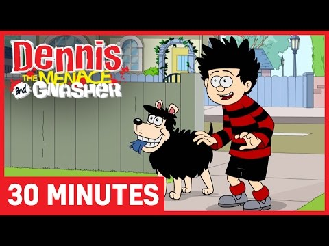 Dennis the Menace and Gnasher | Series 2 | Episodes 49-51 (30 Minutes)