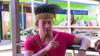 MY TRIP MY ADVENTURE - Mencoba Mengenali Budaya Suku Asmat Papua (29/10/17) Part 4