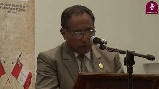 Tema:Las Universidades Públicas y el Bicentenario de la República