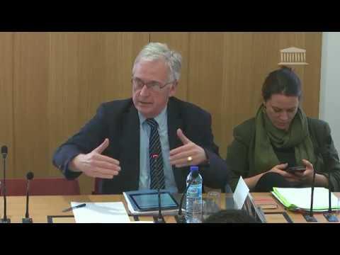 Rapporteur de la Com Aff Européennes à la Com des Aff éco