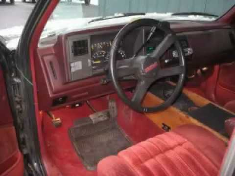 1992 Chevrolet C/K 1500 Florence KY - YouTube