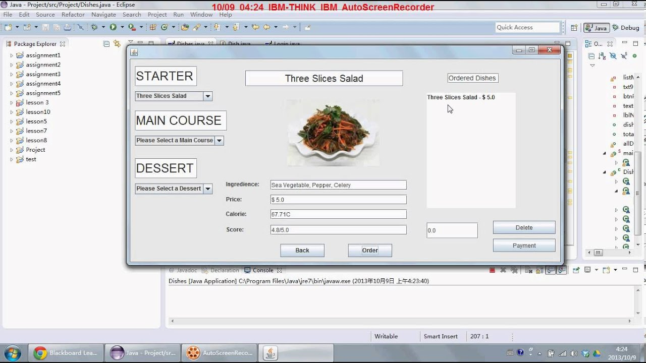 Online Cake Shop Project In Java