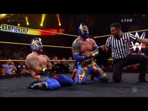 Thumbnail: All Of Kalisto Championship Wins In WWE