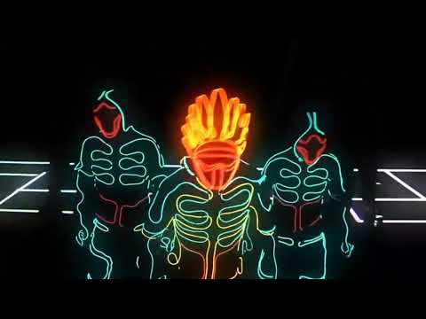 Hot Rabbit // Bad Habit - LGBTQ Dance Party - Visuals by Mikey Pop