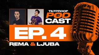 PODCAST #4 Rema & Ljuba