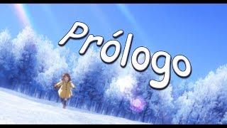 Kanon Novela Visual - Prólogo - La ciudad cubierta de nieve