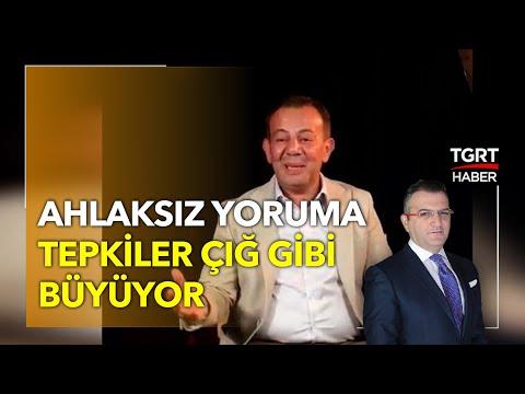 Bolu Belediye Başkanı Tanju Özcan'dan 'Yardım İsteyen Kadına' Mide Bulandıran İma | TGRT Haber