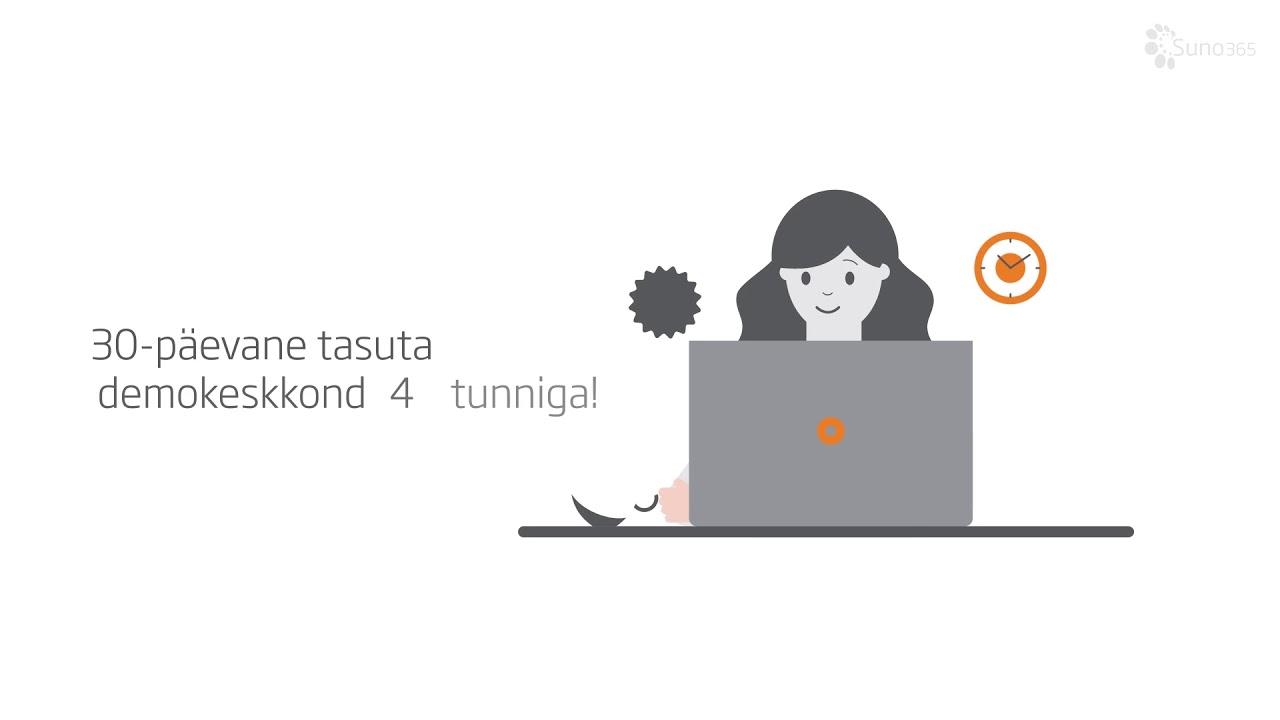 1a6a2ca7d1d Suno 365 - kaasaegne ja täisfunktsionaalne majandustarkvara - YouTube
