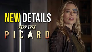 NEW SEVEN of Nine Details! - Star Trek Picard News