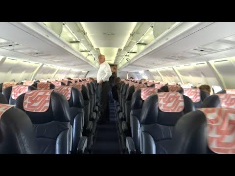 [Tripreport] Paris - Hannover | Cityjet for Air France RJ85 | Economy