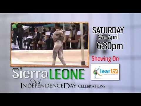 SIERRA LEONE independence