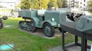 Выставка военной техники Второй мировой