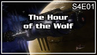 Babylon 5 Ruminations S4E01: The Hour Of The Wolf