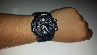 ebay unboxing skmei skm 1155 watch