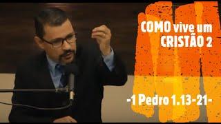 IP Arapongas - Pr Donadeli - COMO VIVE UM CRISTÃO II - 18-10-2020