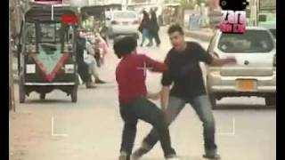Pakistani Funny Clip With The People of Pakistan