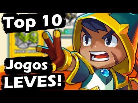 Os 10 Melhores Jogos LEVES e VICIANTES Para Android - #462 2018