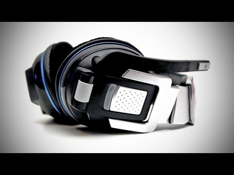 Corsair Vengeance 2000 Wireless Gaming Headset Unboxing & Overview