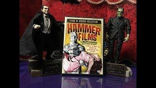 HAMMER HORROR ICONS OF HORROR DVD UNBOXING