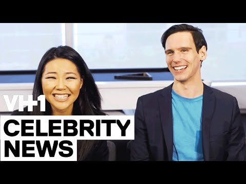 Cory Michael Smith of Gotham Plays GIFing to Know You  VH1
