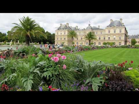 Luxembourg Gardens - Paris (France)