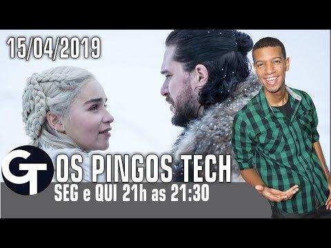 COMO ASSISTIR GAME OF THRONES DE GRAÇA! OS PINGOS TECH 15/04/2019