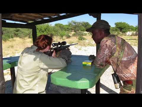 Namibia Luxury Hunting Safari