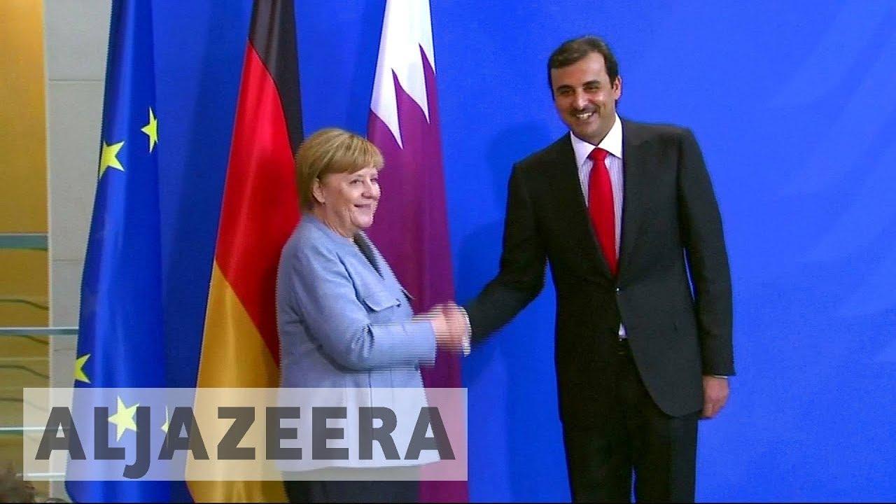 Qatar emir on first foreign trip since GCC crisis