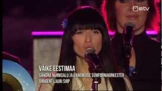 """S. Nurmsalu """"Väike Eestimaa"""" ÖÖLAULUPIDU JÄRJEPIDEVUS"""