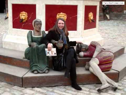 Visiting Tudor England at Hampton Court