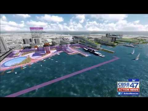 Jax Billionaire Reveals Plans for City Shipyards