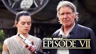 Star Wars Episode 7 (VII): The Force Awakens Official Trailer TV Commercial #2
