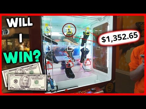 WILL $50 WIN THE $1,000 YEEZYS FROM KEYMASTER? || Sneaker Keymaster