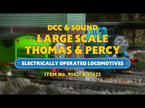 LS Thomas & Friends DCC Sound Equipped
