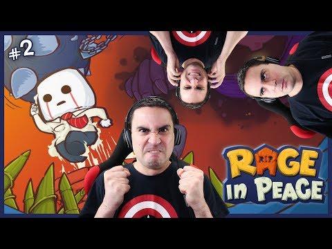 ΠΟΣΟ ΤΡΟΛΑΡΙΣΜΑ ΠΛΕΟΝ?! (Rage In Peace #2)