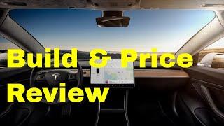 2020 Tesla Model Y Performance Dual Motor AWD - Build & Price Review: Range, Configurations, Specs