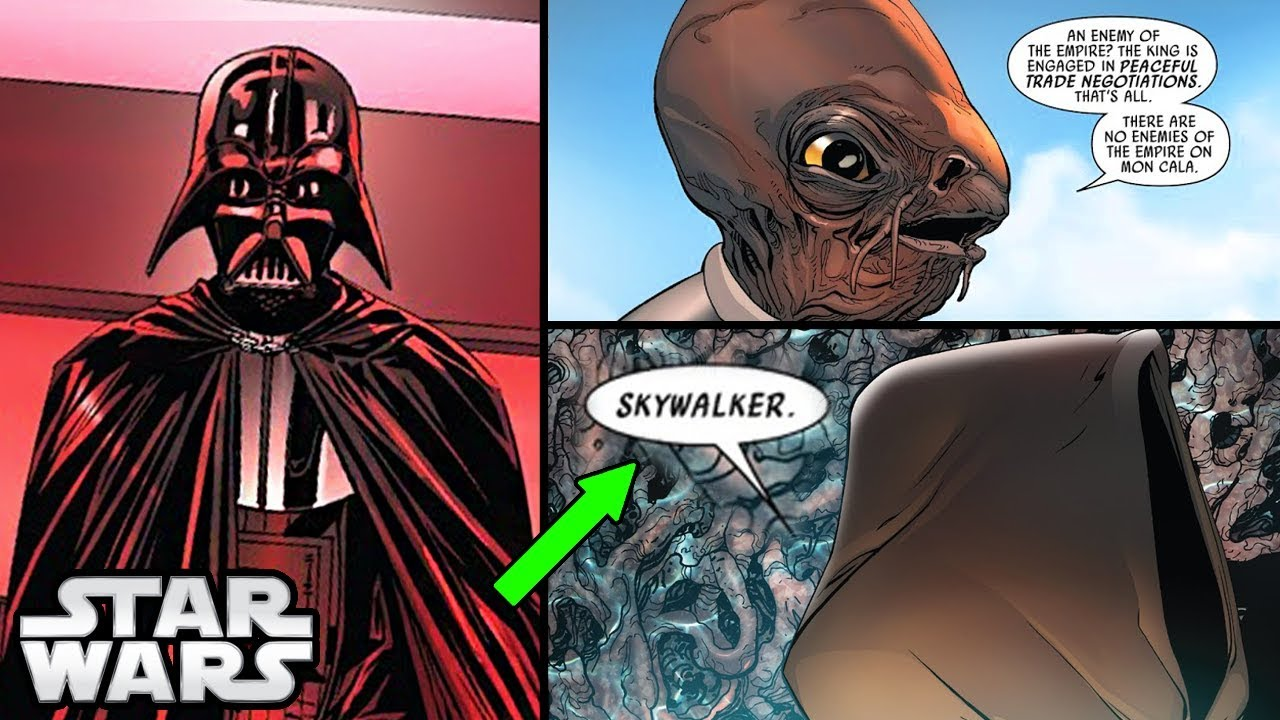 Darth Vader Canon Vs Ares Dceu: Darth Vader And The JEDI WHO KNOWS HE IS ANAKIN (CANON