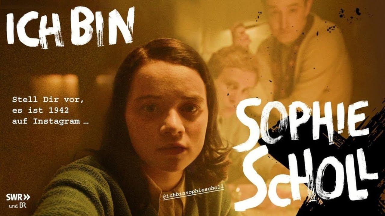 ICH BIN SOPHIE SCHOLL - Alle Clips & Trailer German Deutsch | Instagram Serie (2021) mit Luna Wedler