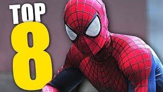 Mis películas favoritas de Spider-Man