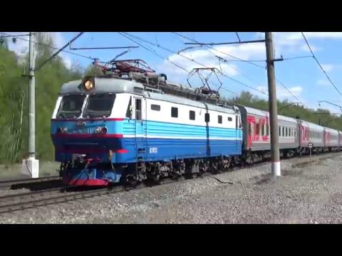 Фирменный поезд №41/42 Мордовия Саранск - Москва