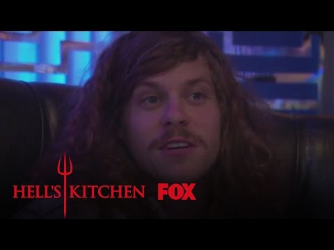 Blake Anderson Dines In Hell's Kitchen  Season 14 Ep. 2  HELL'S KITCHEN