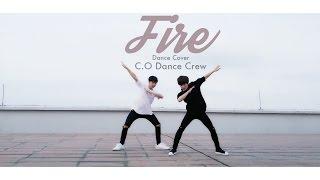 FIRE (불타오르네) - BTS (방탄소년단) - DANCE COVER BY C.O FROM VIETNAM