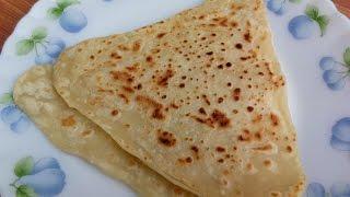 How to Prepare Triangle Paratha Recipe | Bengali Famous soft Paratha